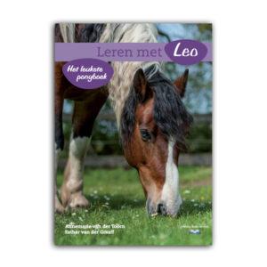 Ponyboek Leren met Leo Annemarie van der Toorn